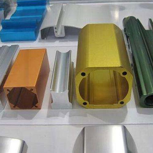 铝合金建筑型材  电泳涂漆型材