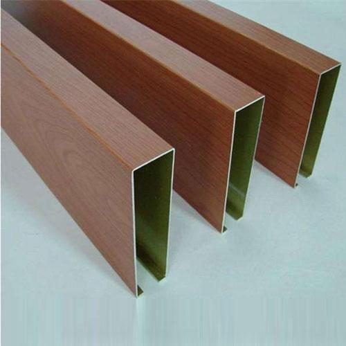 铝合金建筑型材  喷粉型材